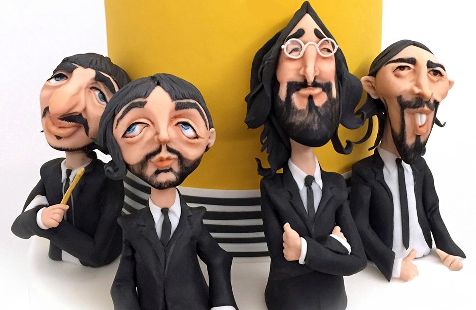 Musica, artisti, canzoni, in una parola: The Beatles