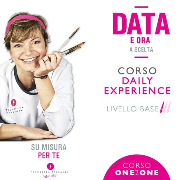 Daily Experience Francesca Speranza Sugar Artist